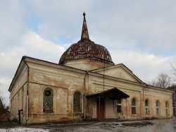Серпуховский Распятский собор, 24 декабря 2013