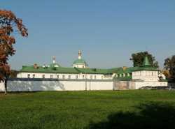 Видное. Екатерининский мужской монастырь, 23 сентября 2015