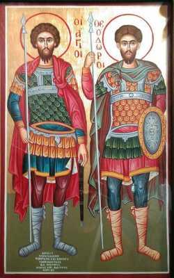 День памяти Феодора Стратилата