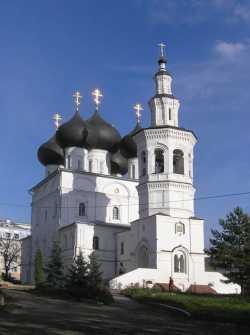 Церковь Николая Чудотворца во Владычной слободе, 2010 год. Фото Василия Шелёмина с сайта sobory.ru