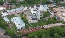 Серпуховский Владычный монастырь. Фото нач. XXI в.