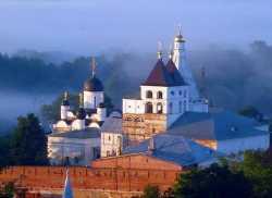 Серпуховский Владычный Введенский монастырь