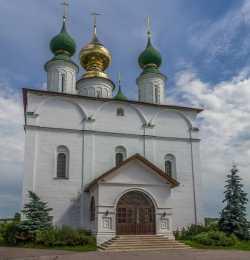 Никольский собор Шартомского монастыря. Фото с сайта Sobory.ru