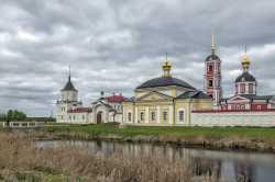 Варницкий Троице-Сергиев монастырь. Фото с сайта arch-heritage.livejournal.com