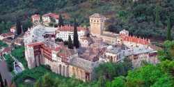 Хиландарский монастырь