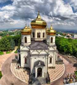 Кафедральный собор в честь Казанской иконы Божией Матери в городе Ставрополе, 2010-е