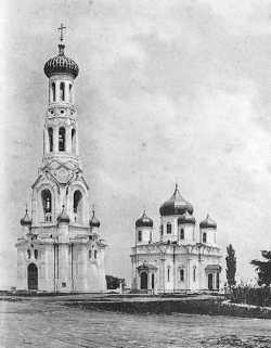 Ставропольский Казанский собор, 1910-е