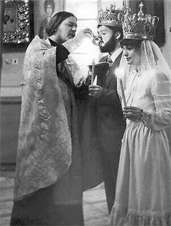 Священник Димитрий Смирнов. Фото 1980-х гг.